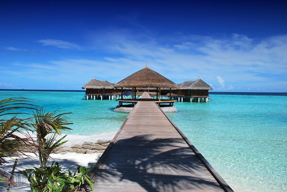 Beach House Maldives