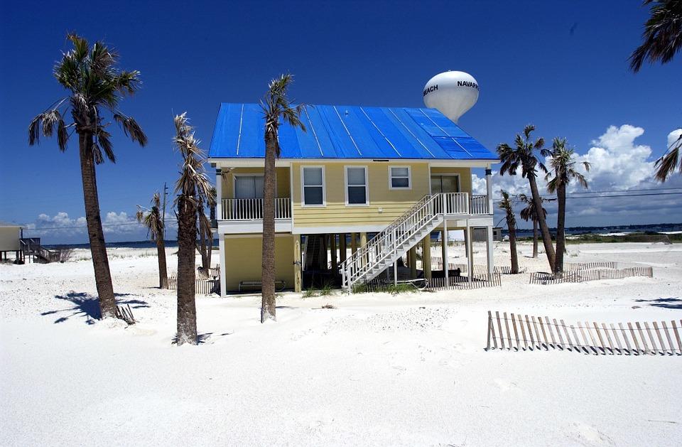 Pensacola beach house